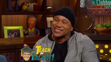 LL Cool J Teaches Andy His Talent