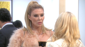 Who Invited Brandi Glanville to Dorit Kemsley's Party?