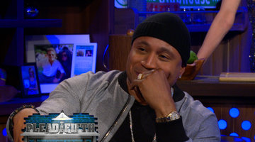 LL Cool J Pleads the Fifth!