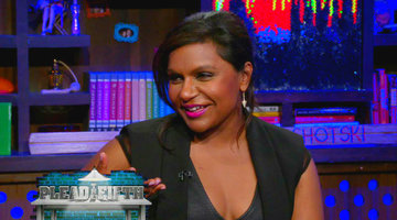 Mindy Dishes on B.J. Novak