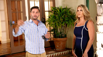 Josh Flagg Shows Spanish Style Casa Oceana