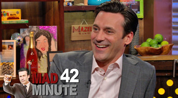 Jon Spills 'Mad Men' Secrets