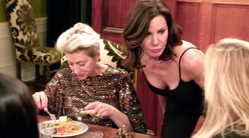 Luann de Lesseps Doesn't Want Anyone Defending Sonja Morgan