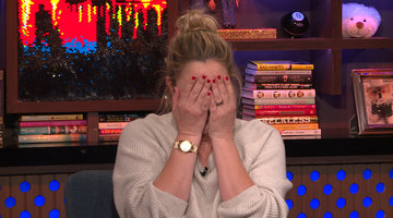 Drew Barrymore Didn't Plan on Flashing David Letterman