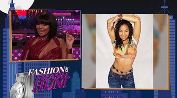 Ashanti Rates Her Past Fashion Choices