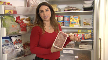 Jennifer Aydin's Refrigerator Is Making Us Hungry