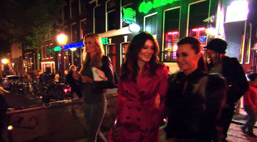 The 'Wives Visit the Red-Light District