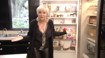Check Out Margaret Josephs Enormous Refrigerator