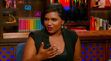 After Show: How Joan Rivers Inspired Mindy