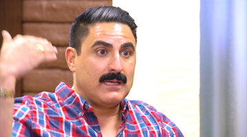 Reza Calls Off the Wedding