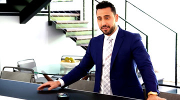 Josh Altman's Listing Is Like an Art Gallery You Can Live In