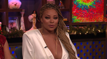 Eva Marcille on her Relationship with Nene Leakes