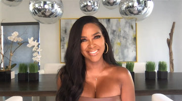 Kenya Moore on Cynthia Bailey's Lack of a Prenup