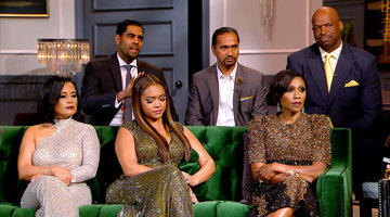Andy Hands the Married to Medicine Reunion Over to Lisa Nicole's Husband Darren