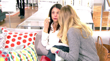 Bethenny Breaks Down in Front of Carole