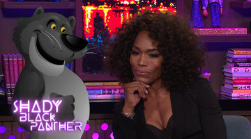 Angela Bassett Answers Shady 'Black Panther' Questions