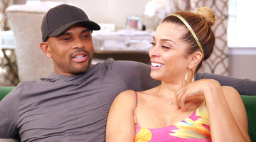 Juan Dixon's Mom Wants Him to Be with Robyn