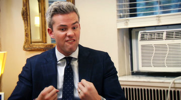 Ryan Serhant Struggled When He Moved to New York?