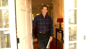 Tour Thomas Ravenel's Kid Friendly Home