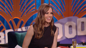 Did Hilary Swank & Leonardo DiCaprio Ever Hook Up?