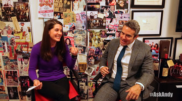 Ask Andy:  Andy Cohen is in love!?