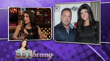 Bethenny Bets on Jail for the Giudices