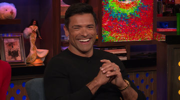 Mark Consuelos & Kelly Ripa's Pre-Marriage Breakup