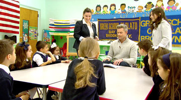 Ryan Serhant Speaks Greek?!