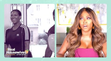 Kenya Moore Throws Shade at Drew Sidora, Claims Drew Can Learn a Thing or Two About Hollywood From Her