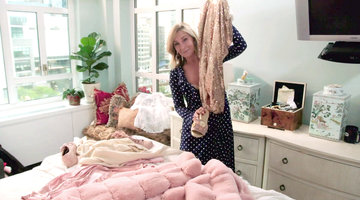 Sonja Morgan Is Offering Her Favorite Fashion Tips