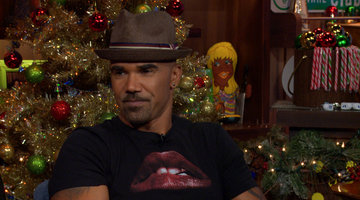 Shemar Talks 'Criminal Minds'