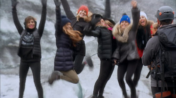 Next on RHOC: The OC 'Wives Head to Iceland