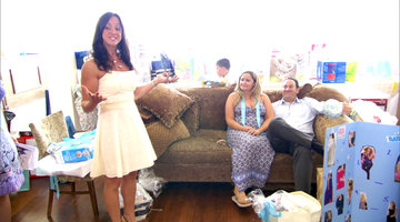 A Ridiculous Baby Shower Speech