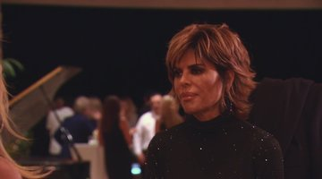 Lisa Rinna and Kim Richards Come Face to Face