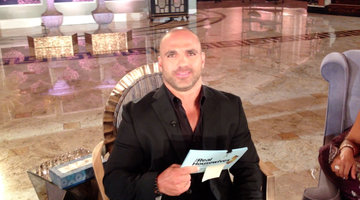 Joe Gorga Takes Over Andy's Throne