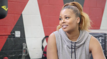 Eva Marcille Throws Some Shade Marlo Hampton and Cynthia Bailey's Way