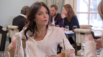 There's a New Gangster on #RHONY