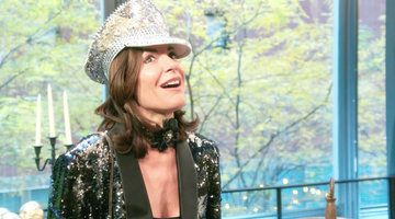 Luann de Lesseps Is Throwing a Voodoo Priestess Halloween Party