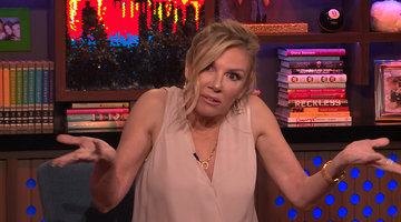 Why Does Ramona Singer Still Drink Around Luann de Lesseps?