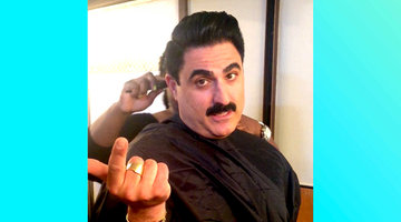 Reza Farahan's Palm Springs Travel Guide