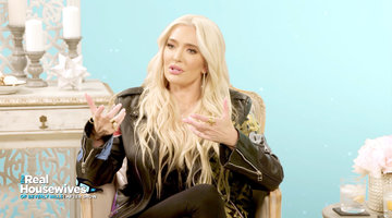 Erika Jayne Describes Herself As an Escape Artist