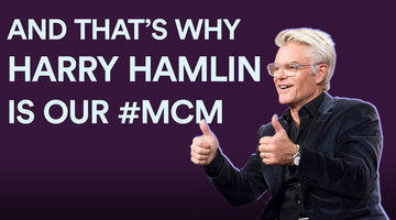 All the Reasons We Love Harry Hamlin