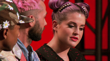 Kelly Osbourne's Red Carpet Nip Slip