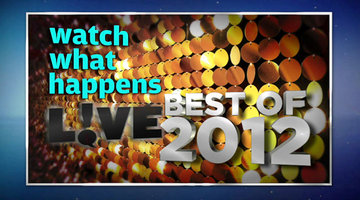 #WWHL's Best Moments of 2012