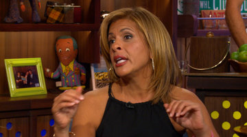 After Show: Hoda on Her Jewish Gentleman