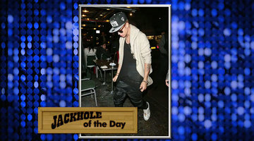 Justin Bieber the Jackhole