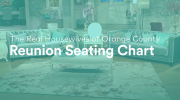 Check Out the RHOC Season 12 Reunion Seating Chart
