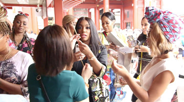 The Atlanta 'Wives Get Their Fortunes Told in Japan
