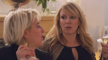 Next on RHONY: An Argument and a Breakdown