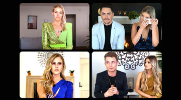 Your First Look at Part 2 of the Vanderpump Rules Reunion